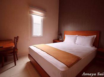 Amaya Suites Hotel Yogyakarta - Deluxe Double/Twin Room Only Regular Plan