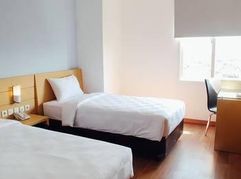 Hotel 88 Kopo Bandung - Superior Room With Breakfast Halloween Package Min. Stay 2 Night