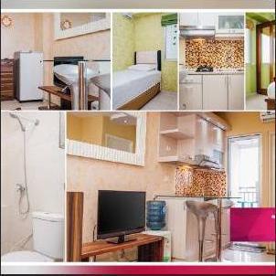 Apartemen Kalibata City By Ersa 78 Property Jakarta - Two Bedroom Green Palace Regular Plan