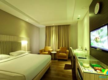 Hotel Wisata Niaga Purwokerto - Deluxe Room Only Regular Plan