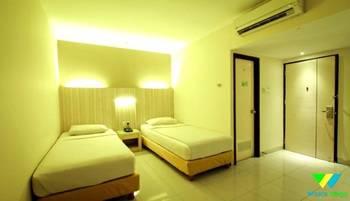 Hotel Wisata Niaga Purwokerto - Standard Twin Room Only Regular Plan