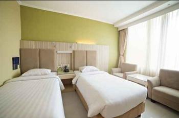 Hotel Wisata Niaga Purwokerto - Superior Twin Room Only Regular Plan