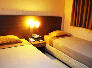 D'Gria Hotel Syariah Serang - Super Deluxe Room Regular Plan