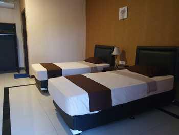 D'Gria Hotel Syariah Serang - Deluxe Room Regular Plan