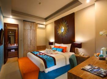 Destiny Boutique Hotel Bali - Deluxe Room Regular Plan