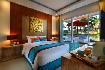 Destiny Boutique Hotel Bali - Deluxe Pool Access Room Only LOS 3N