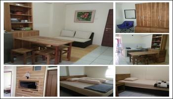 Apartemen Kemang View By Happy Room Bekasi - 2 Bedroom Regular Plan