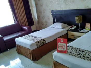 NIDA Rooms Wuruk 38 Jember Desa - Double Room Double Occupancy Special Promo