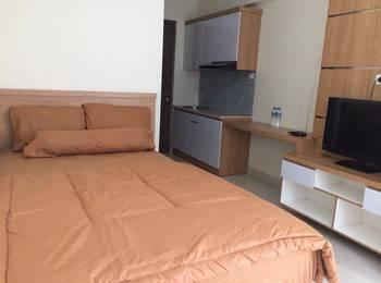 Easton Park Apartment Jatinangor By Ricky 7-RM Sumedang - Studio Room - Boston Regular Plan