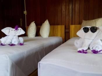 Negeri Baru Hotel & Resort Bandar Lampung - Cottage 3 Bedroom Regular Plan
