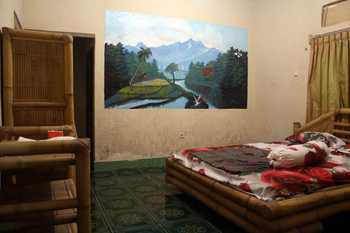Duyung Homestay Gerupuk Lombok - Standard AC Double Room Regular Plan
