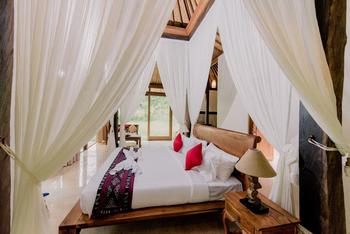 Ajuna Suite Villas Ubud Bali -  Villa with Garden View Early bird