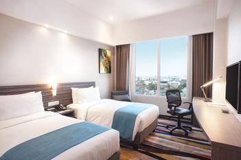 Holiday Inn Express Surabaya Central Plaza Surabaya - Superior Twin Room Always On
