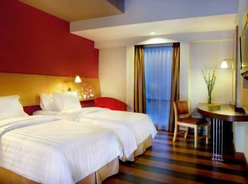 Aston Palembang Hotel & Conference Center Palembang - Deluxe Room Regular Plan