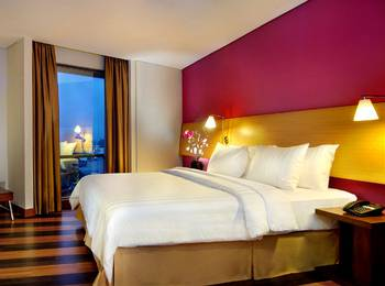 Aston Palembang - Executive Suite Room Regular Plan