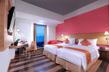 Aston Palembang Hotel & Conference Center Palembang - Deluxe Room Only Regular Plan