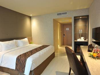 Hotel Aria Centra Surabaya Surabaya - Deluxe King Room Only Regular Plan