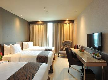 Hotel Aria Centra Surabaya Surabaya - Family Room Regular Plan