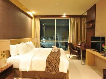 Hotel Aria Centra Surabaya Surabaya - Suite Room Regular Plan