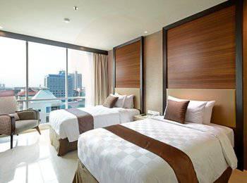 Hotel Aria Centra Surabaya Surabaya - Super Deluxe dengan Tempat Tidur Twin Regular Plan