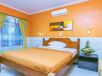 Kedin's Inn Hotel Bali - Superior Double or Twin Room with AC Room Only Last Minute Deal !