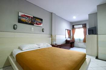 Kedin's Inn Hotel Bali - Deluxe Double or Twin Room Room Only Stay Longer Promotion !