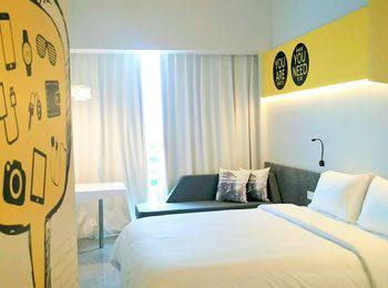 Yello Hotel Paskal Bandung Bandung - Yello Room Only Regular Plan