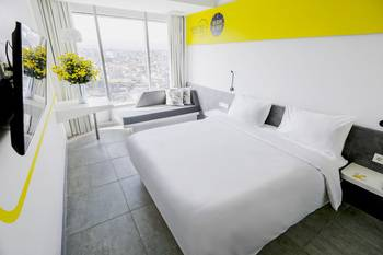 Yello Hotel Paskal Bandung Bandung - Yello Room Only Regular Plan