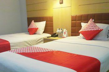 OYO 1088 Hotel Mega Sentosa Samarinda - Standard Twin Room Regular Plan