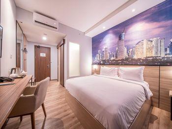 All Nite & Day Residence Kebon Jeruk Jakarta - Happy Day Room Only Regular Plan