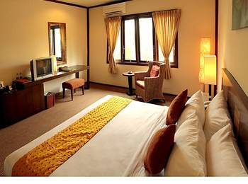 Gardenia Resort and Spa Pontianak - Terrace Suite Room Only  Regular Plan