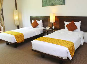 Gardenia Resort and Spa Pontianak - Premier Twin Bed Room Only Regular Plan