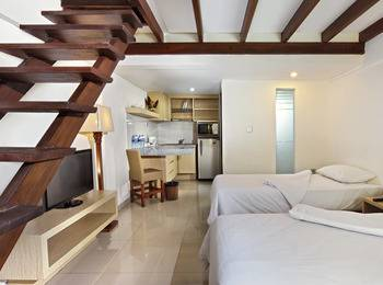 Legian Sunset Residence Bali - Studio Apartment With Breakfast Special Offer