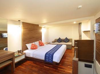 Legian Sunset Residence Bali - Family Duplex Apartment Room Only Promo Gajian
