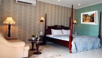 Omah Madam Bed & Breakfast Semarang - Suite room (Max Check In 22.00) Regular Plan