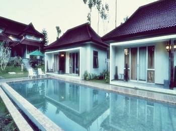 Kendi Villas and Spa Banyuwangi - Pool View Regular Plan