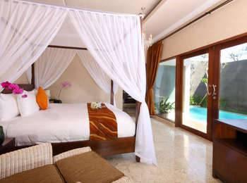 Nusa Dua Retreat   - One Bedroom Deluxe Pool Villa Hot Deal 43 % Discount