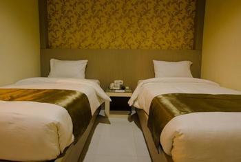 AL-Hanifi Hotel Banda Aceh - Superior Twin Regular Plan