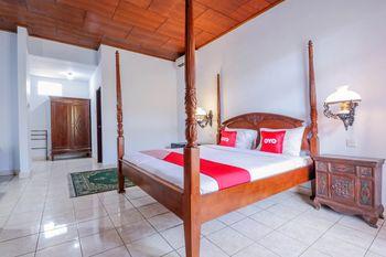 OYO 1930 Ananda Beach Hotel Bali - Deluxe Double Room Regular Plan
