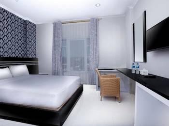 Violet Hotel Malioboro Yogyakarta - Standard Double Room-NON SMOKING ROOM Regular Plan
