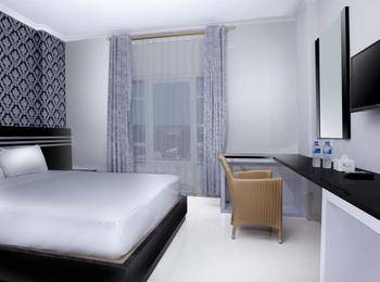 Violet Hotel Malioboro Yogyakarta - Business Double Bed Room Regular Plan