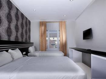 Violet Hotel Malioboro Yogyakarta - Executive Family-NON SMOKING ROOM Regular Plan