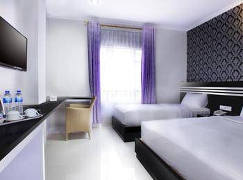 Violet Hotel Malioboro Yogyakarta - Business Twin Bed Room Regular Plan