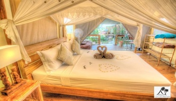La Cocoteraie Ecolodge Lombok - Luxury Tent Non Refundable A Regular Plan