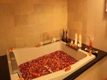 Melamun Hotel & Chocolate Spa Bali - Kamar Deluxe Regular Plan