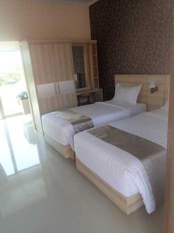 Padi Padi Canggu Luxury Room & Restaurant Bali - Deluxe Twin Room Regular Plan