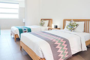 K Hotel & Resort Pasuruan - Suite Twin Room Regular Plan