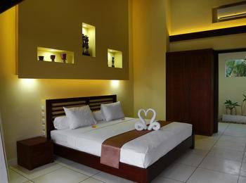Mala Garden Resort & Spa Lombok - Standard Double Room, Balcony, Garden View Great Deal