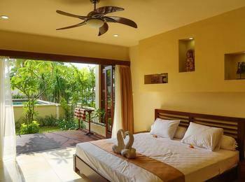 Mala Garden Resort & Spa Lombok - Villa 2 Bedrooms, Hot Tub, Ocean View Pegipegi Promotion