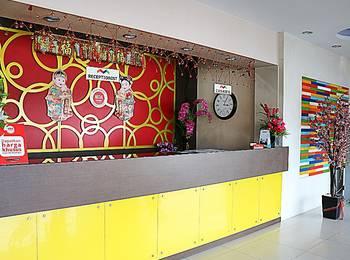NIDA Rooms Tampan Hj Soebrantas Simpang Baru
